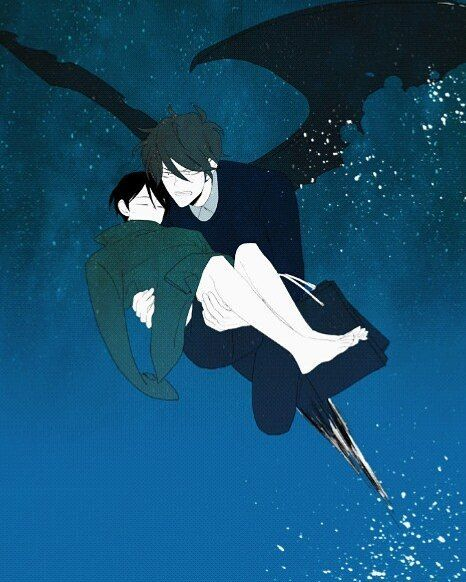 i dont know fro. what anime/manga this is...but i can see my potential OTP