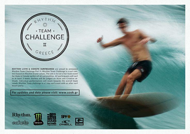 RHYTHM TEAM CHALLENGE X COHETE SURFBOARDS PT. 2 | Sook