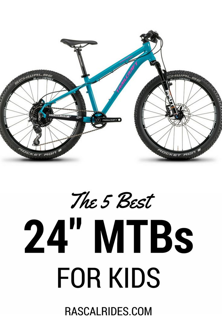 """By the timekids reach the 8 to 10 age-range, they are truly becoming capable of putting in some substantial miles on the trail with Mom and Dad. As you know, mountain biking is rough and taxing on the components of bikes and kids need a quality build too. Below is an overview of some of the best 24"""" cross country mountain bikes available."""