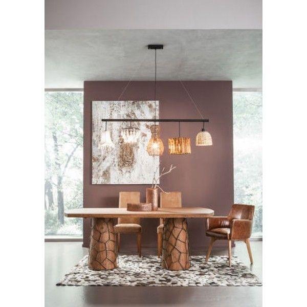 Kare Design - Circle Vloerkleed - Grijs - Eyoba