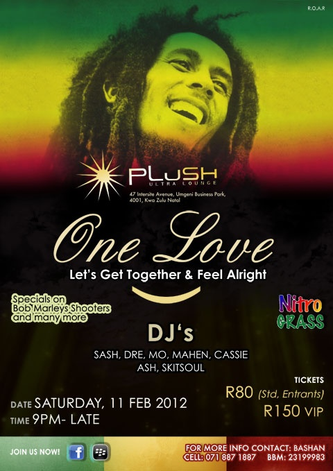 One Love by Bizzexpose