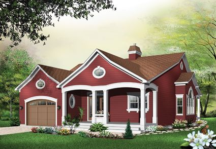 Simply Charming 3 Bedroom Cottage Style Home Cottage