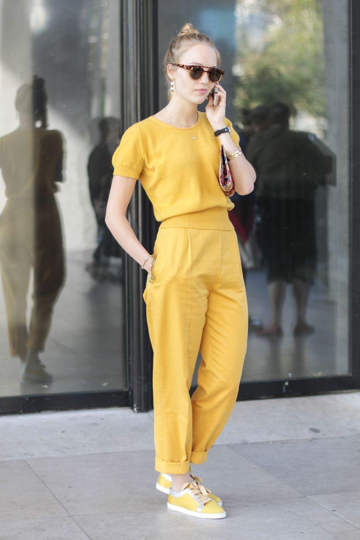 At Maison Rabih Keyrouz - Paris Fashion Week SS15 by Amandine Dowle Photography