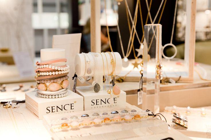 SENCE Copenhagen   www.aibijoux.com #SENCE #fashionjewelry #SenceCopenhagen  #HOMI15 #HomiMilano #AIBIJOUX