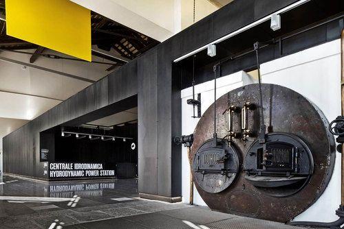 Map studio Magnani Pelzel Architetti Associati Polo Museale del Porto di Trieste