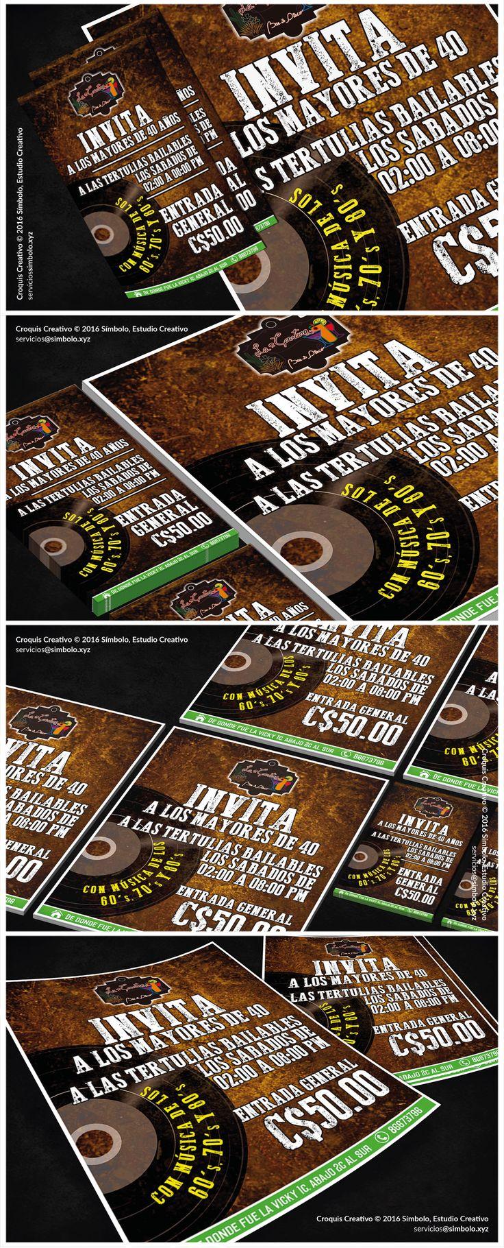 #Comunicacion #Diseño #GraficosImpresos #Marketing Concepto creativo y diseño gráfico de los afiches informativos para los eventos corporativos.