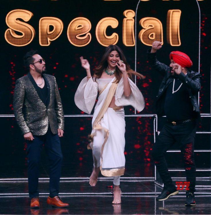 "Mumbai: ""Super Dancer Chapter 2"" Mika Singh, Daler Mehndi, Geeta Kapoor, Shilpa Shetty Kundra and Anurag Basu #Gallery - Social News XYZ"