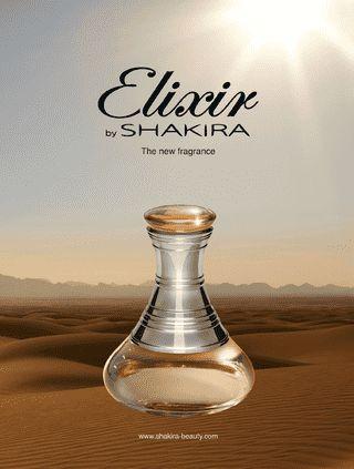 PERFUME ELIXIR - SHAKIRA 50ml