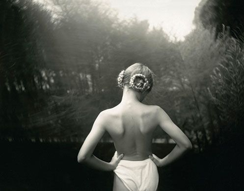 Sally Mann: Raw material