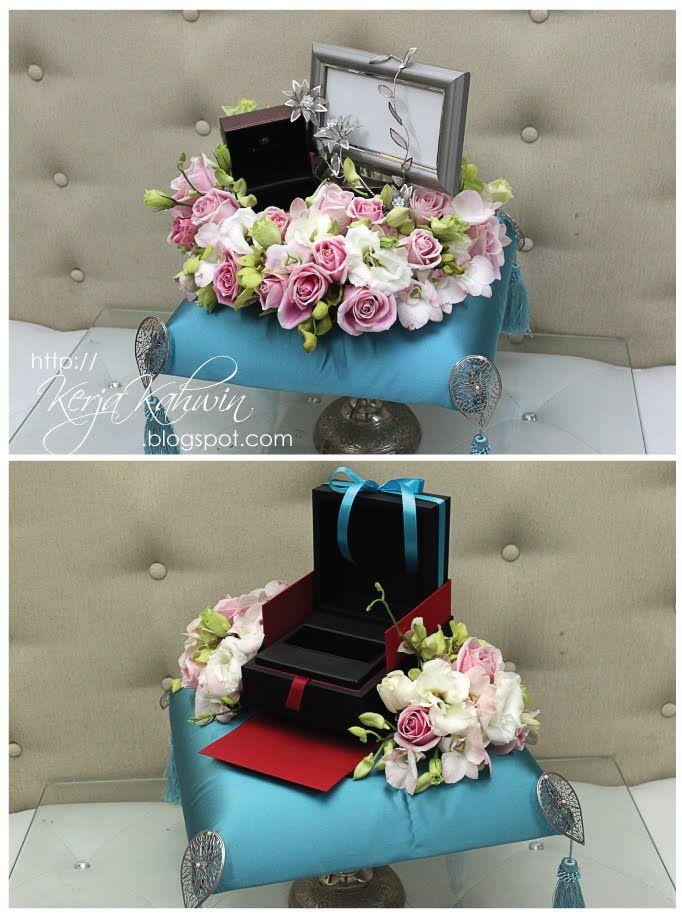 Date: 01 February 2012  Hantaran Izham to Sarah  Hantaran Sarah to Izham