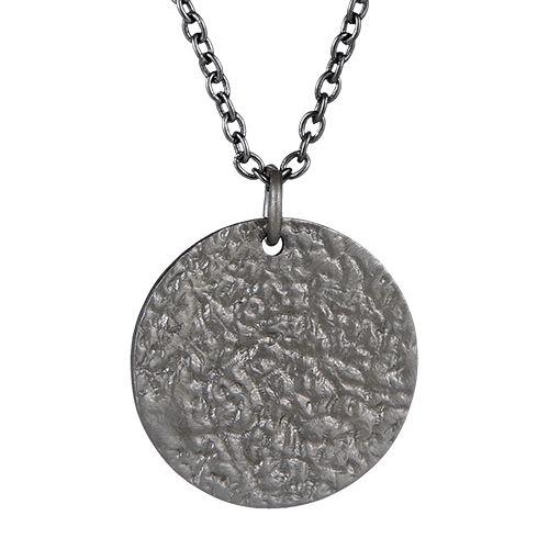 Det enkle design gør det nemt at bruge halskæden både til hverdag og fest, og sammen med andre haskæder. 1499 kr.