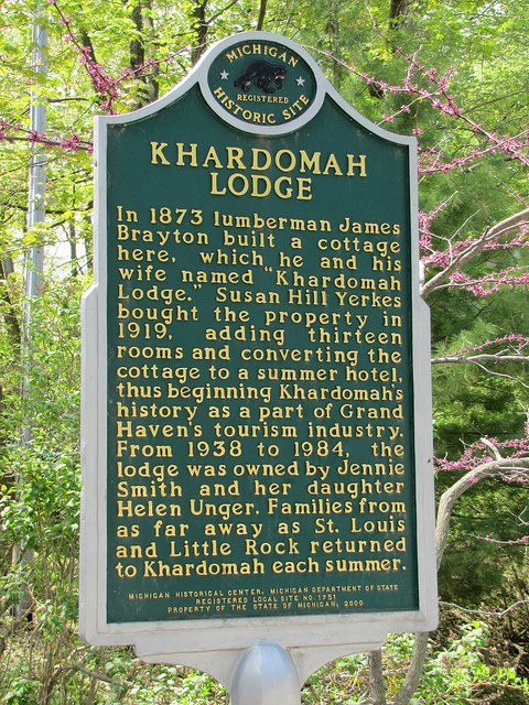 Welcome to the Historical Marker Database