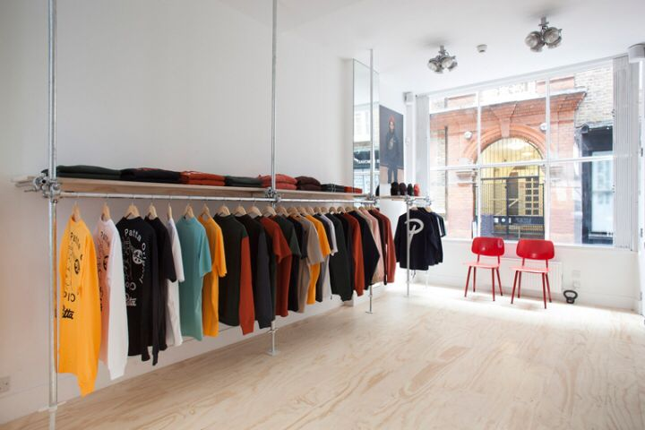 Patta store by Lili de Goede, London – UK