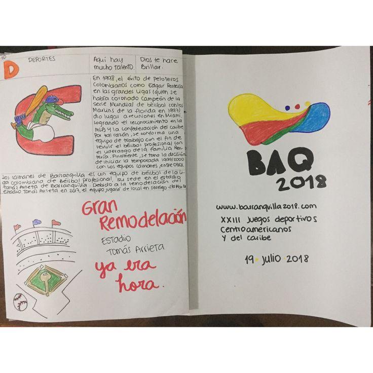 Feliz Cumpleaños BARRANQUILLA ❤️💛💚 (desliza para ver más imágenes) •••••••••••••••••••••••••••• #Colombia #Barranquilla #manosquecrean #hechoamano #Artephie #vivetuimaginación