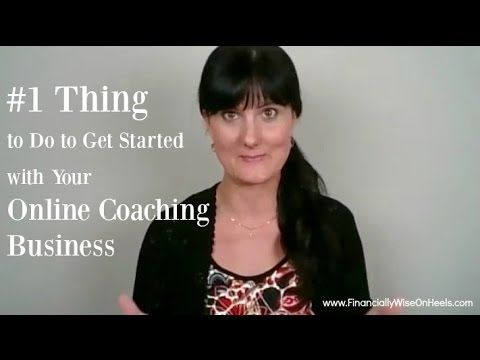 "The Secret of ""Starting a Coaching Business Online"" from Scratch"