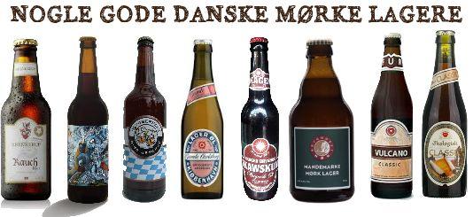 Ugens øltype: Mørk lager – smagfuld og forfriskende