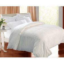 Modern Down Comforters + Duvet Inserts   AllModern