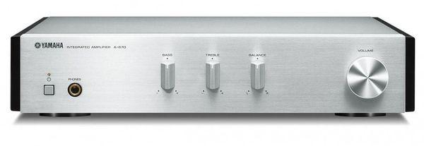 Yamaha A-670 Integrated Amplifier