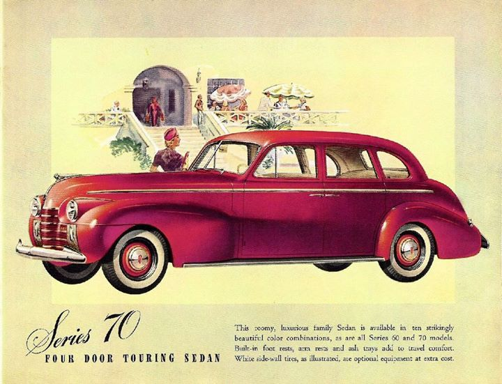 1940 oldsmobile car ads and brochures pinterest for 1940 oldsmobile 4 door sedan