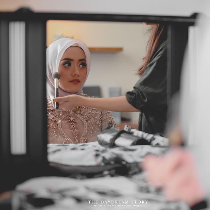 Hijab Engagement / Muslim Brides / Engagement Makeup by beautybydecha on Instagram ☁ @terosha ☁