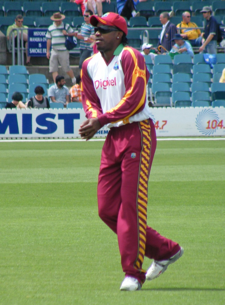 Chris Gayle hits 175 off only 66 balls!