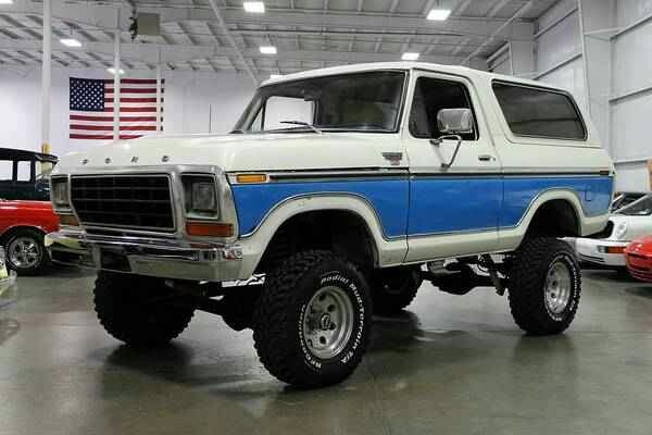 Ford Excursion Off Road >> 79 bronco | Off road | Pinterest | Cars