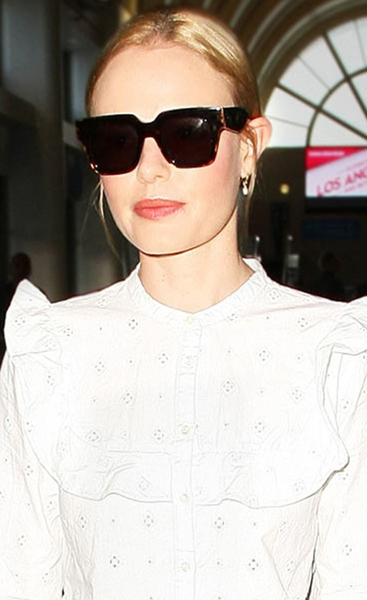 Kate Bosworth's Airport Outfit Proves You Can Still Look Polished While Traveling