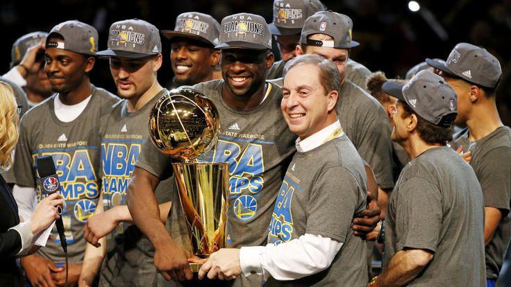 Warriors De Golden State Se Coronan Campeones De La NBA