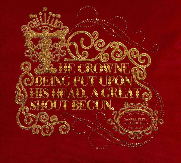Royal Mail – The Bluebird Embroidery Company