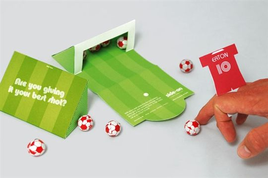 Worldcup Direct Mailer