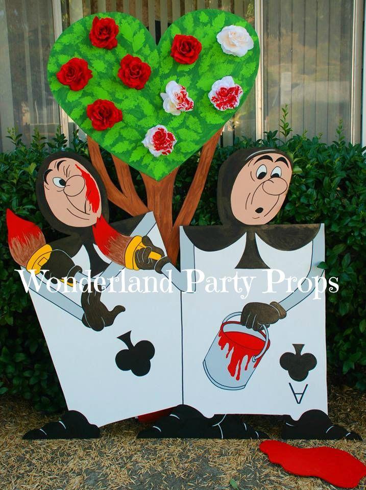 Wonderland Party Props httpwwwfacebookcompagesWonderland 29 best Events