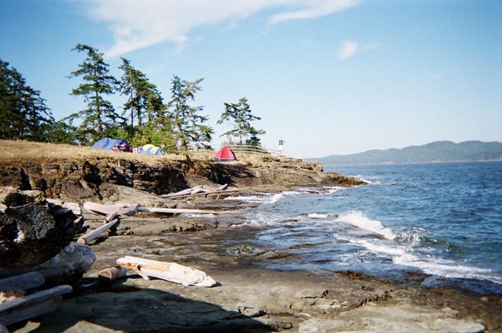 Beaver Point, Salt spring island, BC, Canada