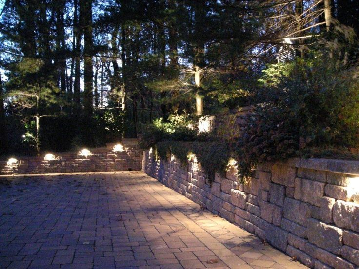 Landscaping Lighting Ideas Front Yard Landscape Lighting Ideas