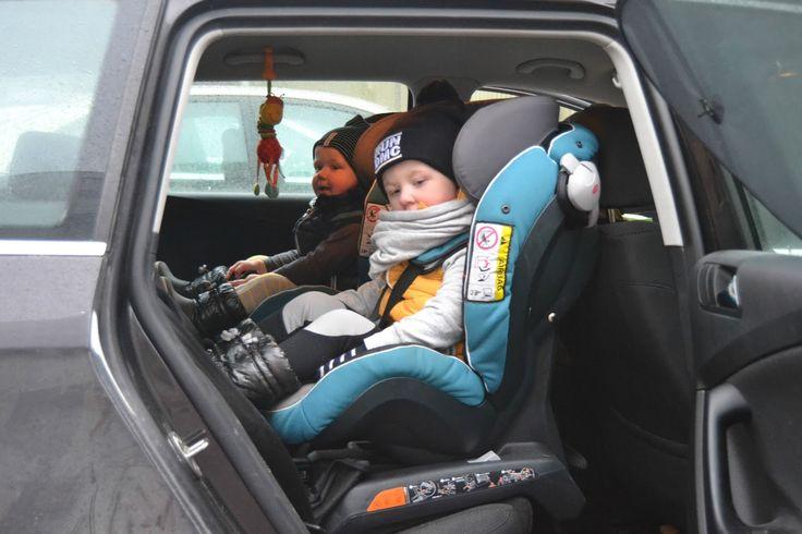 Mistä on pienet pojat tehty?: BESAFE izi combi isofix turvaistuimet