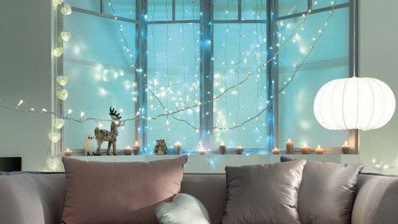 5 Original Ideas to Decorate the Windows for Christmas