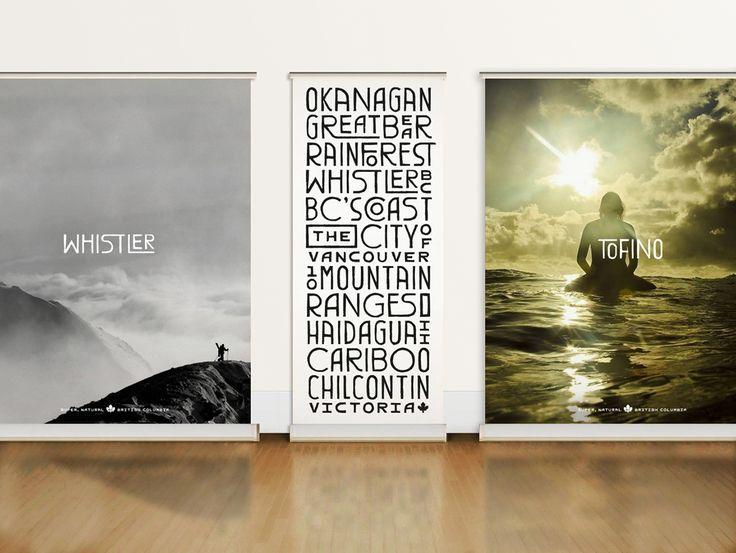 Rebranding Super, Natural British Columbia | Abduzeedo Design Inspiration
