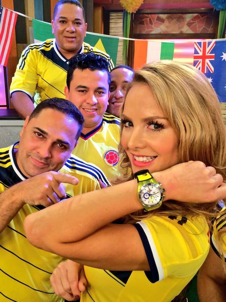 Ximena Cordoba - Me encanta mi reloj @TechnoMarine