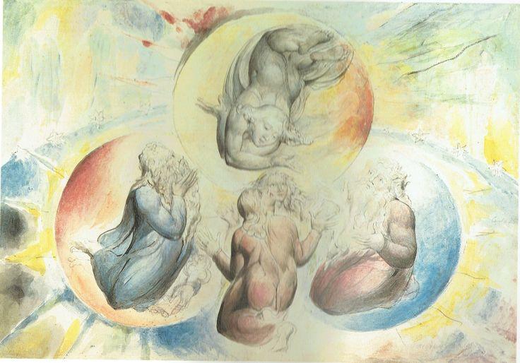 99-San Giovanni raggiunge gli altri santi con Dante e Beatrice