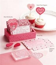 Martha Stewart Crafts Recipe Box #Valentines