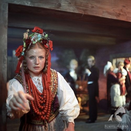 """""""Wesele"""" (""""The Wedding"""") dir. Andrzej Wajda, 1972"""
