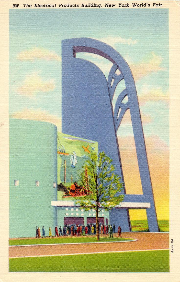258 best 1939 new york world 39 s fair images on pinterest for Teich design new york