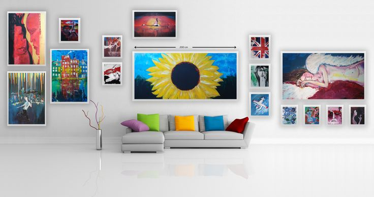 Paintings Florin Coman