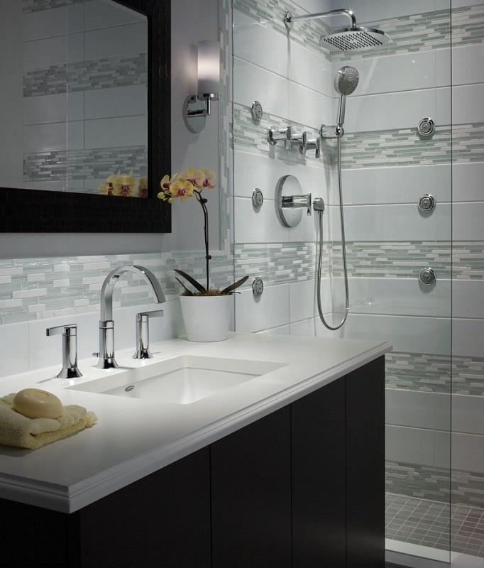 30 best Shower Tile Ideas images on Pinterest Bathroom ideas