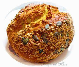 Thermomix - Rezepte mit Herz : Schnelles Joghurt-Brot