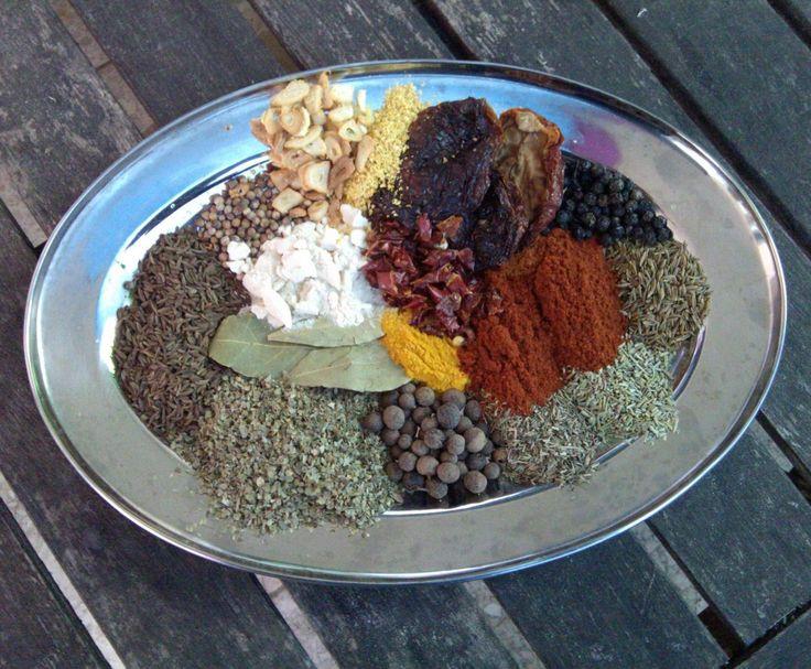 Rezept Gulaschgewürz von kedgeree - Rezept der Kategorie Grundrezepte