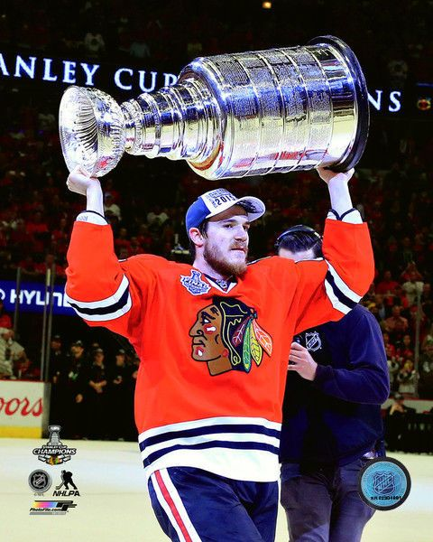 We love you Andrew and we will miss you so much. Thanks for spending part of your life in Chicago and thank you for 5 amazing years of being a Blackhawk.