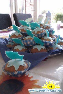 traktaties: Dolfijn zelf maken