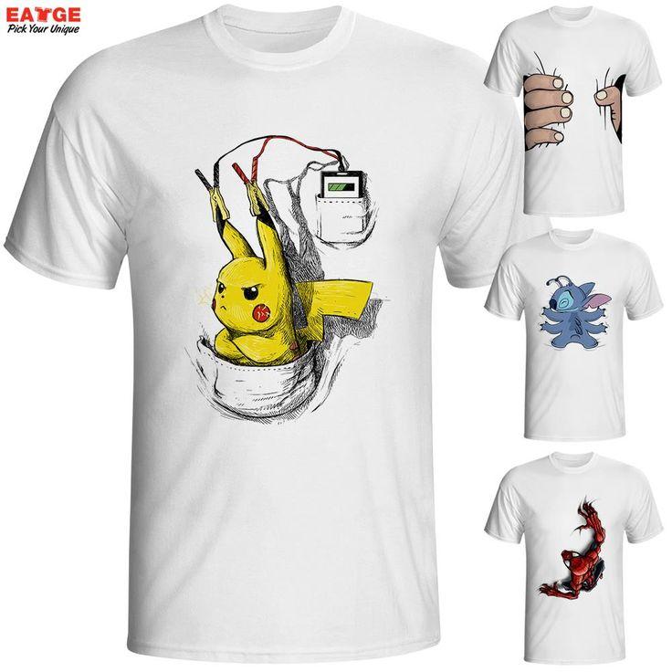 الماركة تي شيرت الرجال القميص ضغط 2016 الهيب هوب 3d مضحك القمصان ملابس الرجال أنيمي تي شيرت أوم camisetas