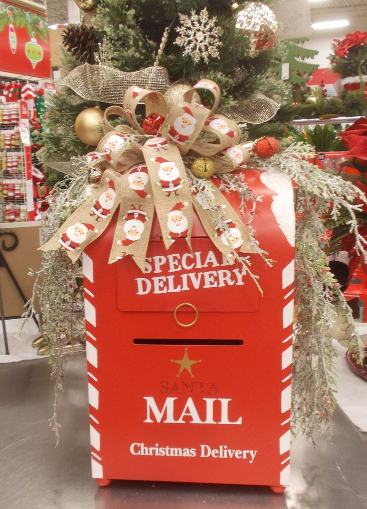 The 25+ best Santa mail ideas on Pinterest | North pole santa's ...