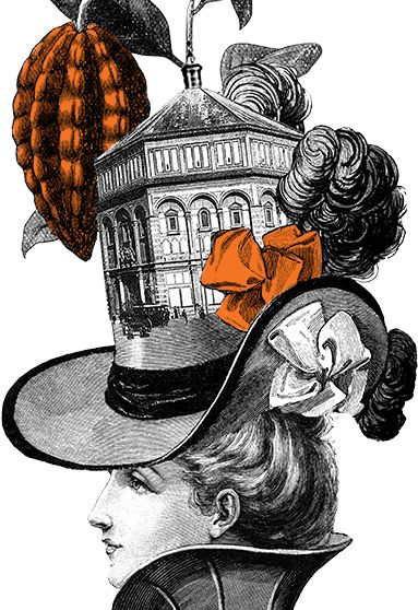 Botany style illustration